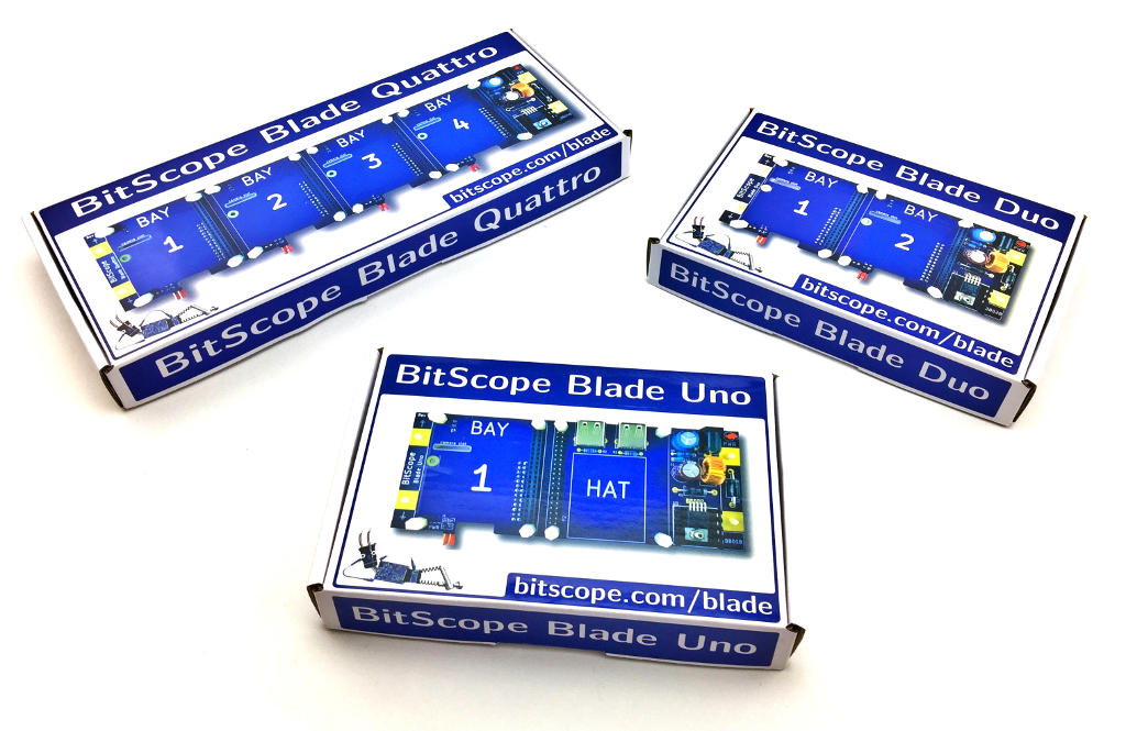 BitScope Blade Reloaded Family Package.