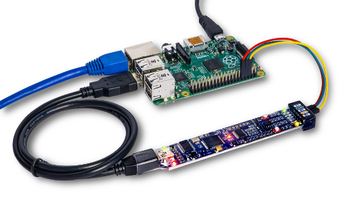 BitScope Micro for Raspberry Pi